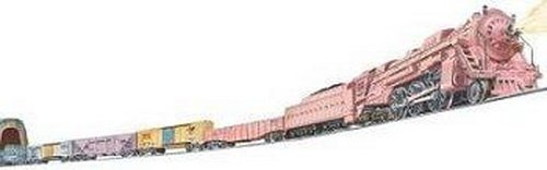 Williams by  - Steam Girls Set Train Set