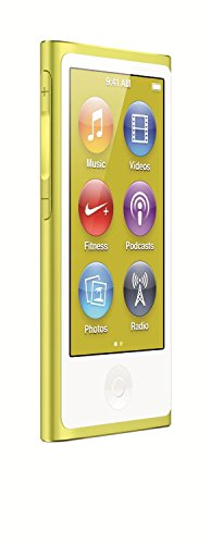 Apple iPod Nano 16GB Gold (7th Generation) (Certified Refurbished)