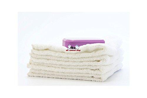 6 Stück Gesichtsreinigungstücher, Reinigungstuch, Kosmetiktuch,Abschminktuch aus Microfaser,all-around24®