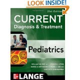 Current Pediatric Diagnosis and Treatment, Groothuis, Hay, 0838514464
