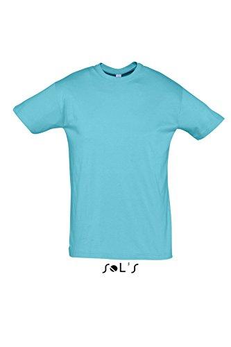 SOL´S Regent T-Shirt 150, Größe:XL, Farbe:Atoll Blue