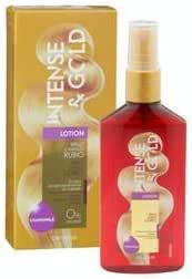 Loción Intense & Gold cabello rubio con camomila y 0% alcohol ...