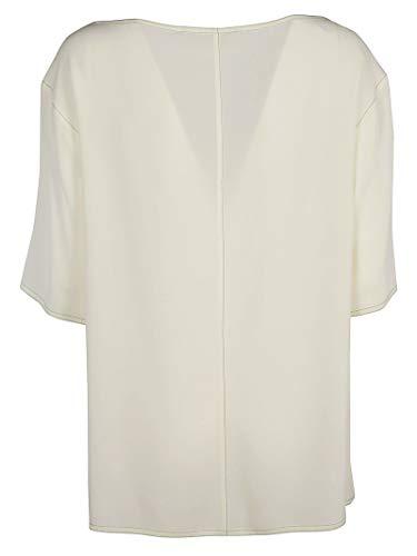 Marni Bianco Cotone Donna Camaw58a00ta08900w03 T shirt rwqr1