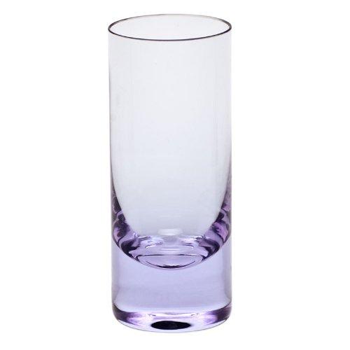 MOSER CRYSTAL VODKA Vodka shot glass 2.5 oz. alexandrite