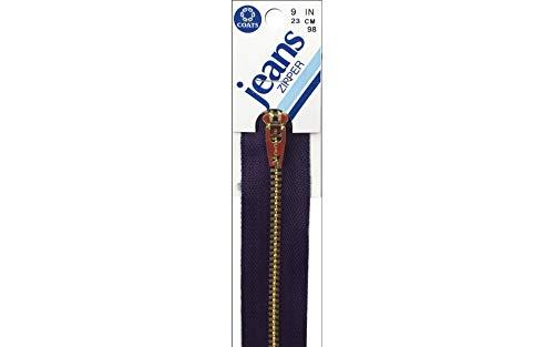 C&C Brass Jean Zipper 9