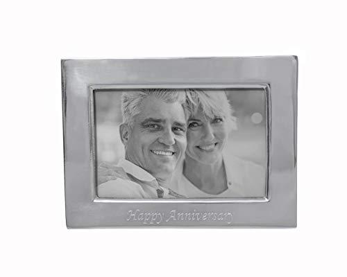 - Arthur Court Designs Aluminum 4x6 Engravable Photo Frame