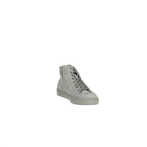 BIKKEMBERGS BKJ103923 Sneakers Mädchen Grau