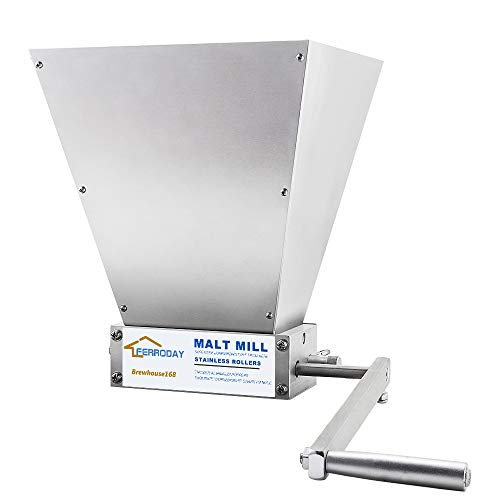 Ferroday Malt Crusher Stainless