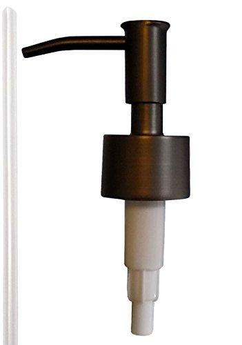 Bronze Lotion Metal Dispenser Replacement Pump Bronze Soap Pump