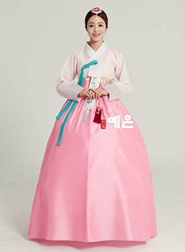 Amazon Com Women Hanbok Dress Custom Made Korean Traditional Hanbok