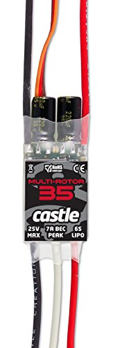 Castle Creations Quadpack 35Amp Multi-Rotor Pack Electronic Speed Control (4)