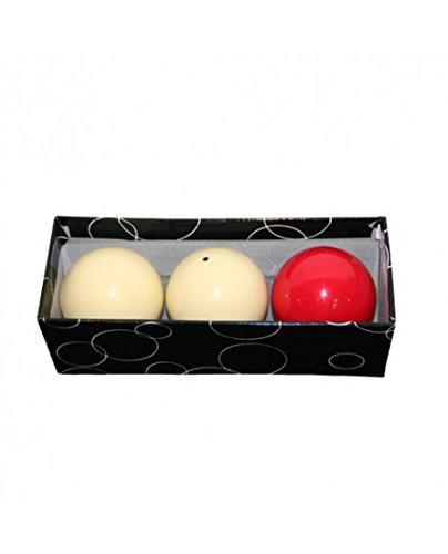 Bolas de carambola para billar francés, 61,5 mm CAAA