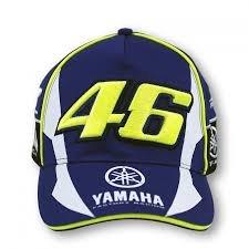 Casquette Yamaha VR46 Official Team Moto Gp Valentino rossi