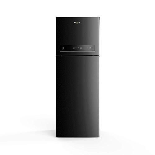 Whirlpool 265 L 4 Star Inverter Frost-Free Double-Door Refrigerator (IF INV CNV 278 ELT (4S), Black...