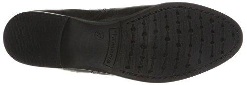 Kvinners Chelsea Tamaris Boots Svart 25097 dnRXTXF