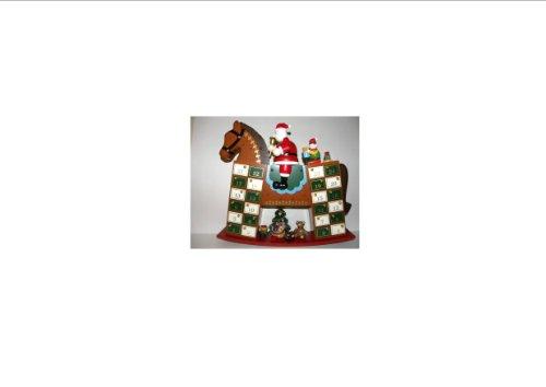 Advent Calendar Wooden Rocking Horse by Advent Calendar (Image #1)