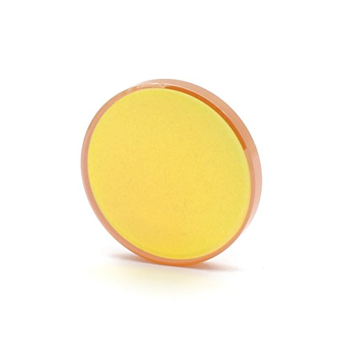 Zinc Selenide ZnSe Laser CO2 Focus Lens 20mm Laser Engraving Cutter Accessories for CO2 Laser CNC Machine