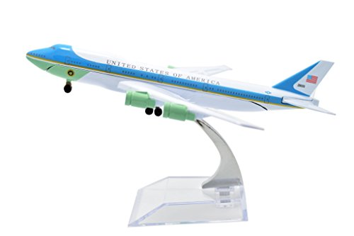 - Tang-Dynasty(TM 1:400 16cm Air Force One Boeing B747 Metal Airplane Model Plane Toy Plane Model