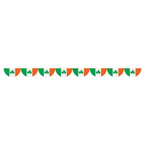 12ft Patricks Irish Flag Bunting
