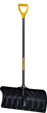 Ames True Temper 1575200 18-Inch Poly Snow Pusher