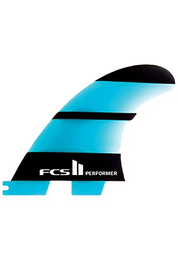 FCS II Performer Neo Glass Medium Tri-Quad Fins by FCS