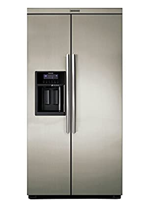 KitchenAid KRSC 9060 Integrado A+ Acero inoxidable nevera puerta ...