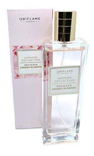 ORIFLAME Women's Collection Delicate Cherry Blossom Eau de Toilette Natural Spray 50ml - - Cherry Natural Collection
