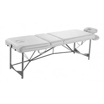 Amazon.com: 3 secciones plegable silla portátil de masaje ...