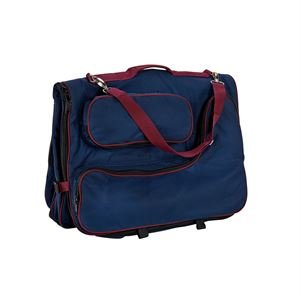 Dover's Gear Bag – Navy/Burgundy, One Size