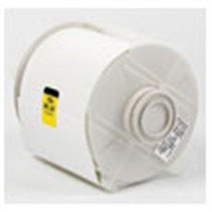 X100' White Indoor/Outdoor Grade B-588 Vinyl Tape For GlobalMark®2 Industrial Label Maker