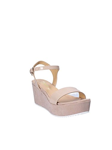 9826 Shoes Altos Mujeres Grace Sandalias Blanco Rq5wFan