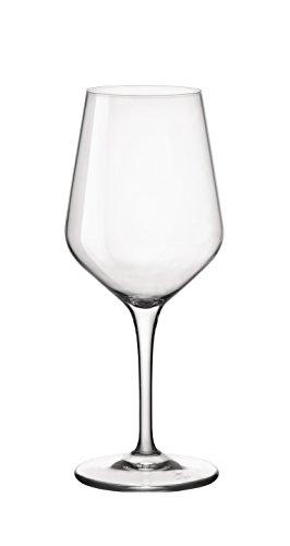 - Bormioli Rocco Electra 11.75 oz. Wine Glass, Set of 6