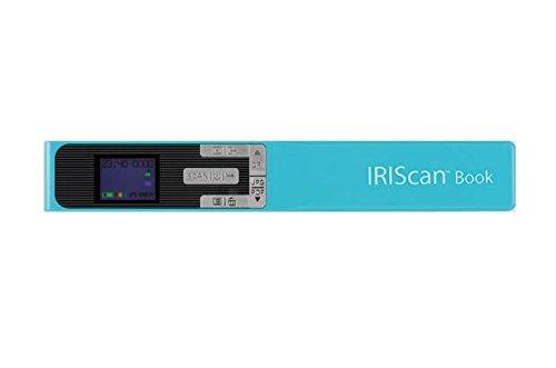 IRIScan Book 5  : le meilleur scanner pour livres
