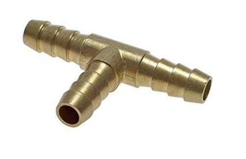 5mm 5mm Verbinder Schlauch T-Schlauchverbinder 5mm
