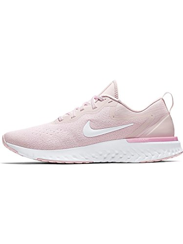Pink Nike White 600 Rose Para Barely Mujer Shield Zapatillas React Multicolor Glide Running arctic Laufschuh De Damen qqRB7