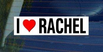 Lancy's Artwork I Love Heart Rachel - 22
