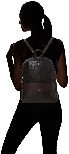 Fiorelli Trenton - Bolsos mochila Mujer Negro (Black Croc Mix)
