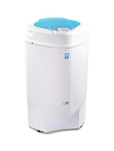 The Laundry Alternative - Ninja Portable Mini 3200 RPM Centrifugal Spin Clothes Dryer with High-Tech Suspension System - 22 Pounds Capacity