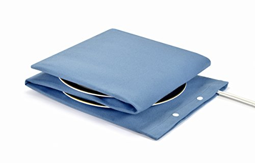 Great for dinner parties 3 microwave heating pads that will give you hot plates in seconds Microwave Plate Warmers