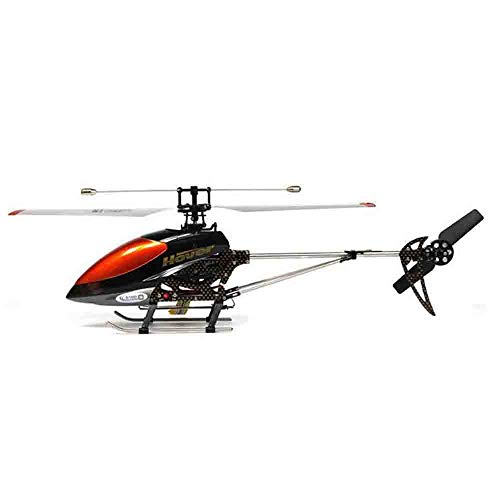 NiGHT LiONS TECH Double Horse Large 9100 3CH Single Blade Remote Control RC Helicopter with Gyro RTF for Outdoor Flying