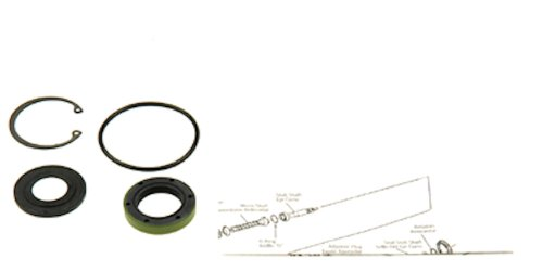 - Edelmann 7095 Power Steering Gear Box Input Shaft Seal Kit