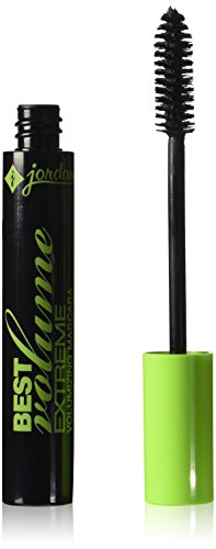 Jordana Best Volume Extreme Volumizing Mascara 302 Black