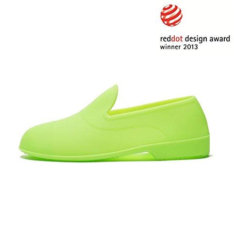 """COVY'S Urban Life """"green tea"""" PREMIUM SET (couvertures de chaussure, galoches, chaussures de protection)"""
