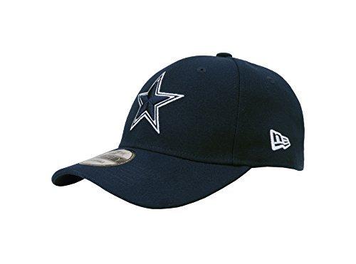 New Era 9Forty Men's Hat Dallas Cowboys The League Navy Blue Adjustable Cap
