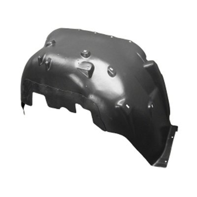 New Front Left Driver Side Fender Liner For 2011-2013 Chevrolet Pickup Chevy Silverado 2500/3500 Model Made Of Plastic GM1248232 -