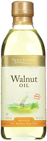 Cooking Oils: Spectrum Walnut Oil