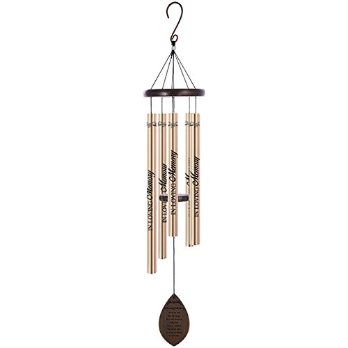 Wooden Sonnet Wind Chime Bereavement product image