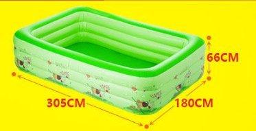 Baby Schwimmbad/Aufblasbare Familie Schwimmbad erhöhen/Infant jungen baby Badewanne/Marine Kugeln Pool-M