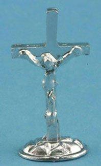 Dollhouse Miniature Crucifix (Crucifix Miniature)