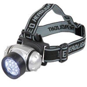 amazon com 12 led headlight headlamp torch for fishing mechanic
